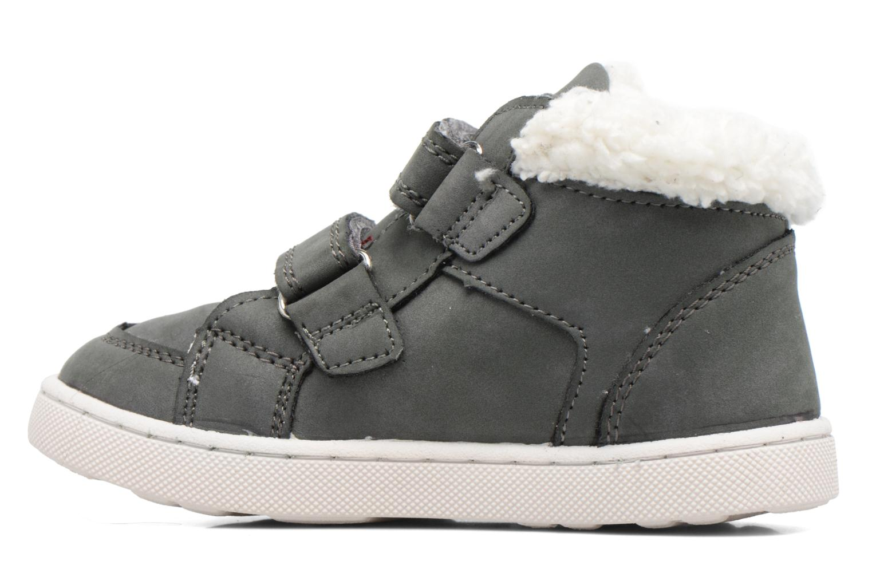 Jojo Velcro Boo Brown grey