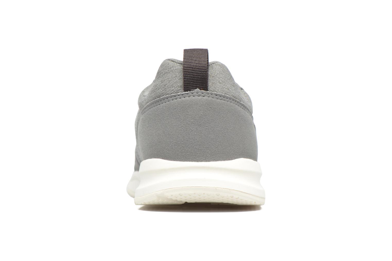 Sneakers Le Coq Sportif LCS R 600 GS Grigio immagine destra