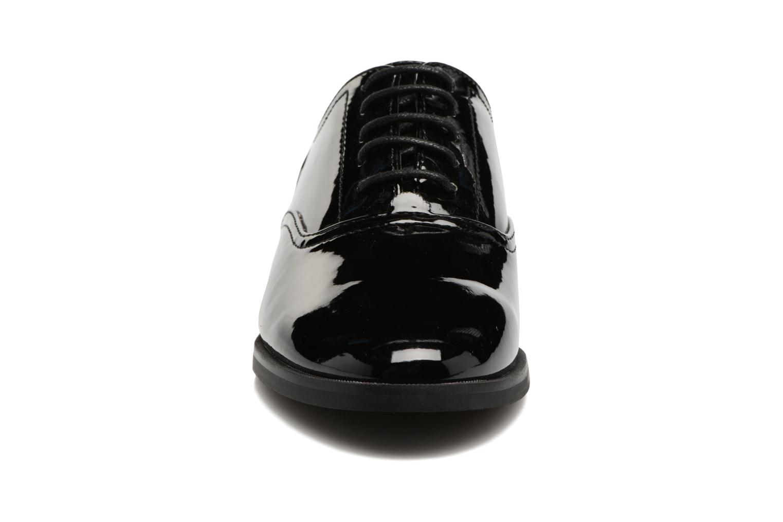 Chaussures à lacets ONLY Tango PU Noir vue portées chaussures