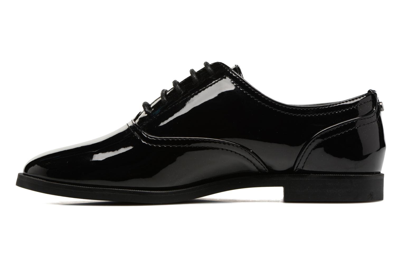 Chaussures à lacets ONLY Tango PU Noir vue face