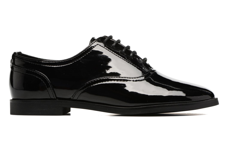 Chaussures à lacets ONLY Tango PU Noir vue derrière