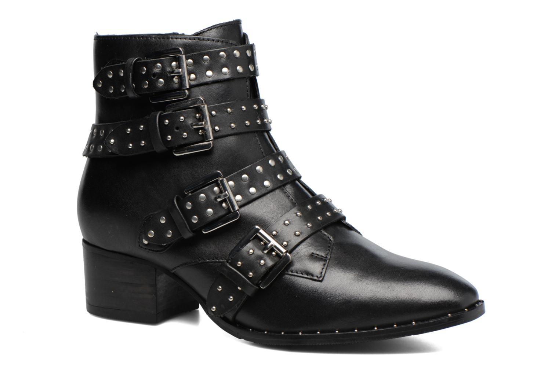 Bottines et boots Bronx Brunex Noir vue détail/paire