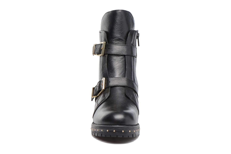 Bottines et boots Bronx Bnewfalcox Noir vue portées chaussures