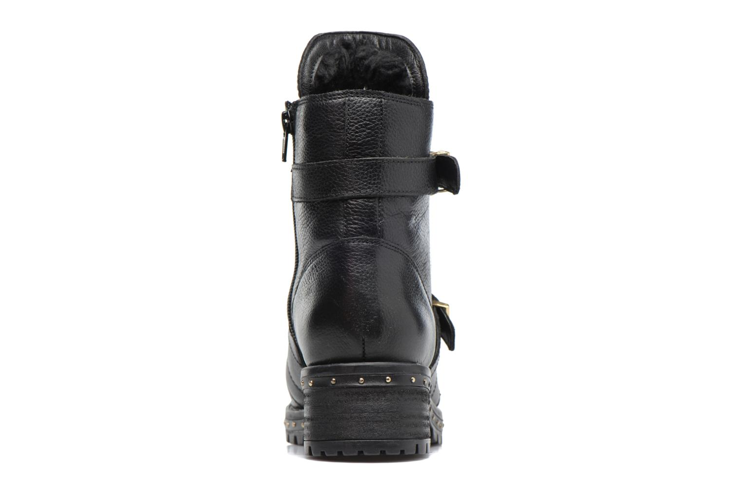 Ankle boots Bronx Bnewfalcox Black view from the right