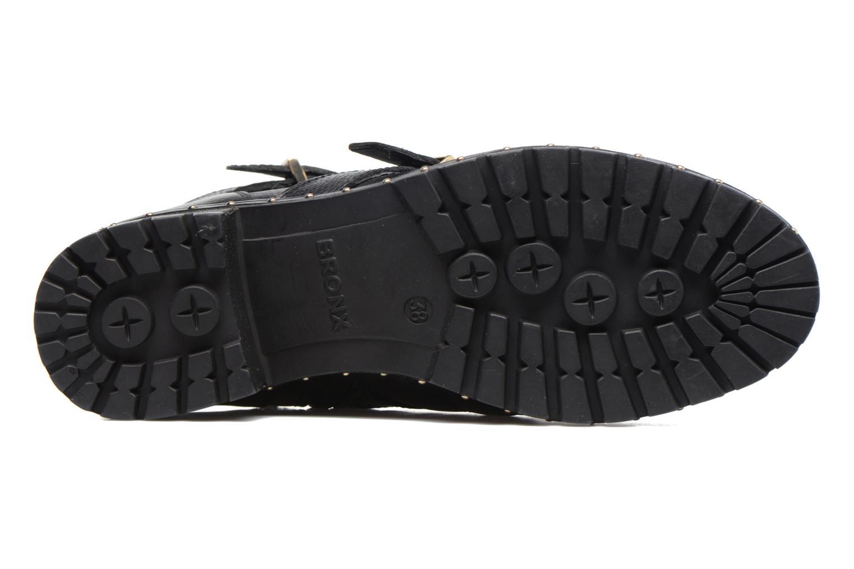 Boots en enkellaarsjes Bronx Bnewfalcox Zwart boven
