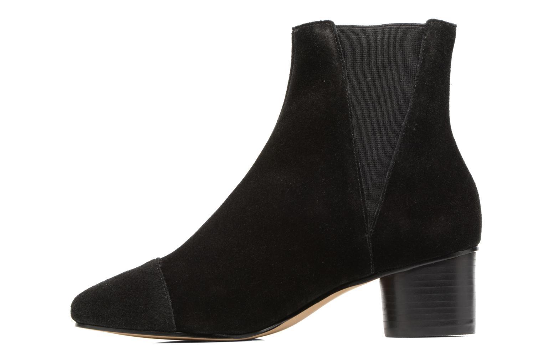 Bottines et boots Rebecca Minkoff Izette Noir vue face