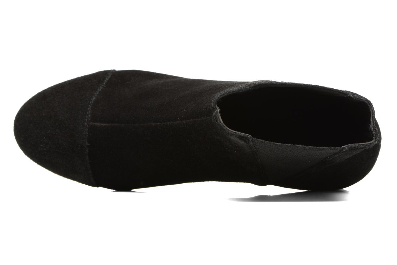 Bottines et boots Rebecca Minkoff Izette Noir vue gauche