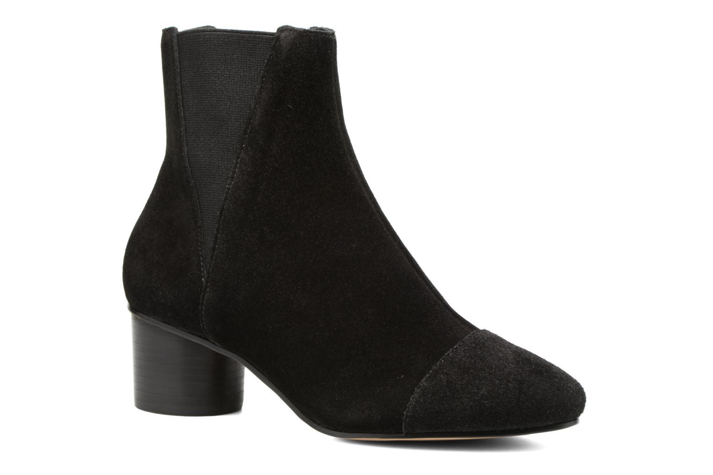 Bottines et boots Rebecca Minkoff Izette Noir vue détail/paire