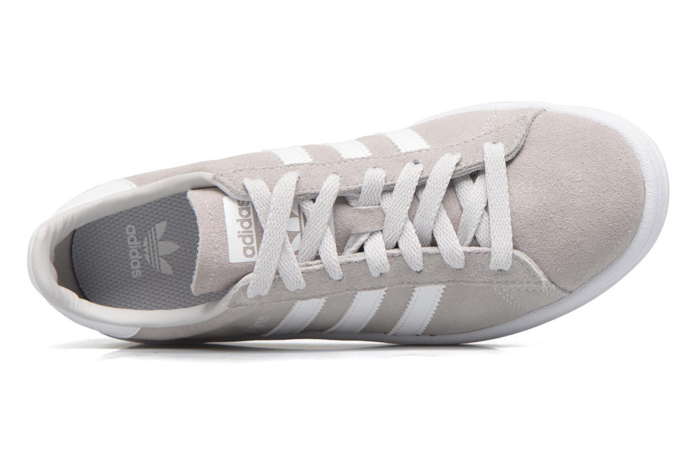 Sneakers Adidas Originals Campus J Grigio immagine sinistra