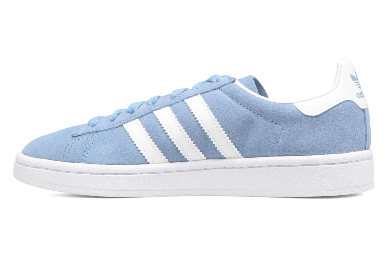 Sneakers Adidas Originals Campus J Blå se forfra
