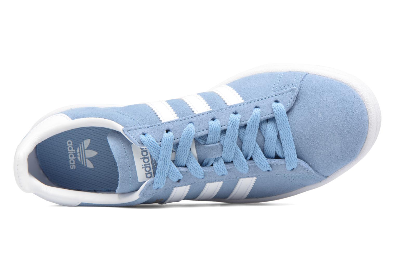 Sneakers Adidas Originals Campus J Blå se fra venstre