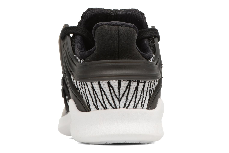 Baskets Adidas Originals Eqt Support Adv I Gris vue droite
