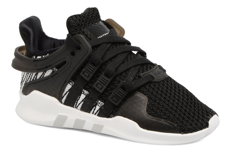 Baskets Adidas Originals Eqt Support Adv I Gris vue détail/paire
