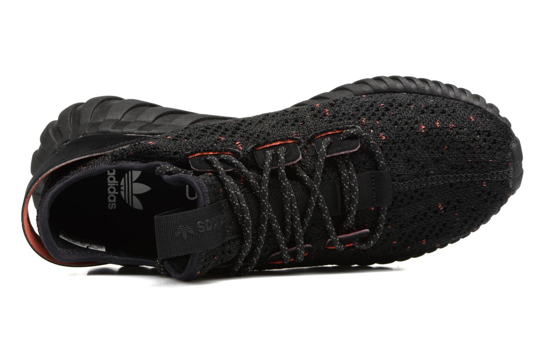 Sneakers Adidas Originals Tubular Doom Sock Pk J Nero immagine sinistra
