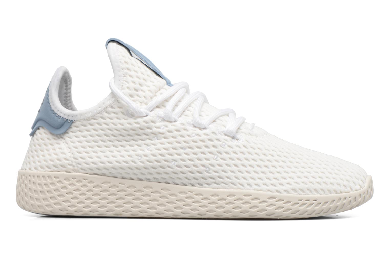 Baskets Adidas Originals Pharrell Williams Tennis Hu J Blanc vue derrière