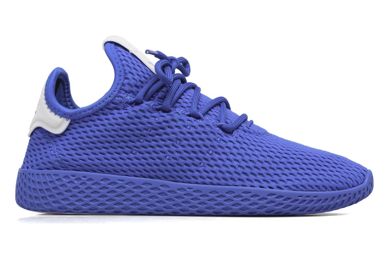 Baskets Adidas Originals Pharrell Williams Tennis Hu J Bleu vue derrière