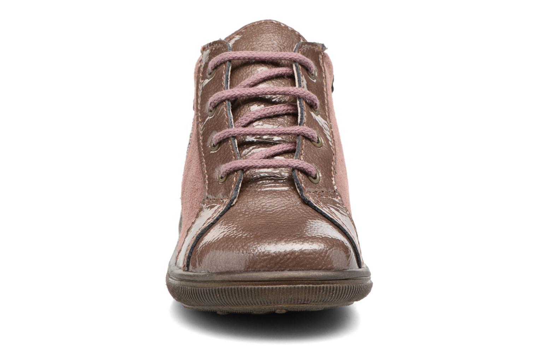 Bottines et boots Bopy Zabida Multicolore vue portées chaussures