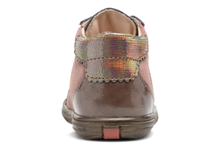Bottines et boots Bopy Zabida Multicolore vue droite