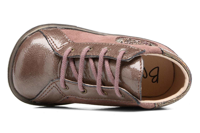 Bottines et boots Bopy Zabida Multicolore vue gauche