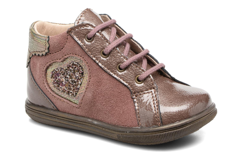 Bottines et boots Bopy Zabida Multicolore vue détail/paire