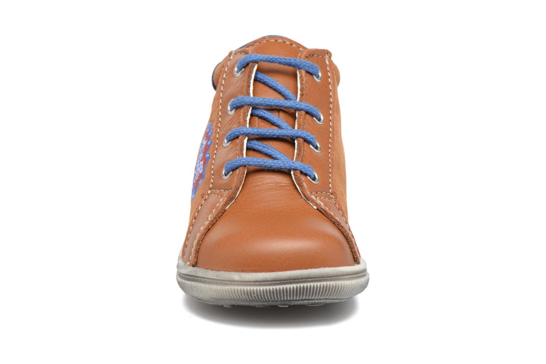 Bottines et boots Bopy Zat Marron vue portées chaussures