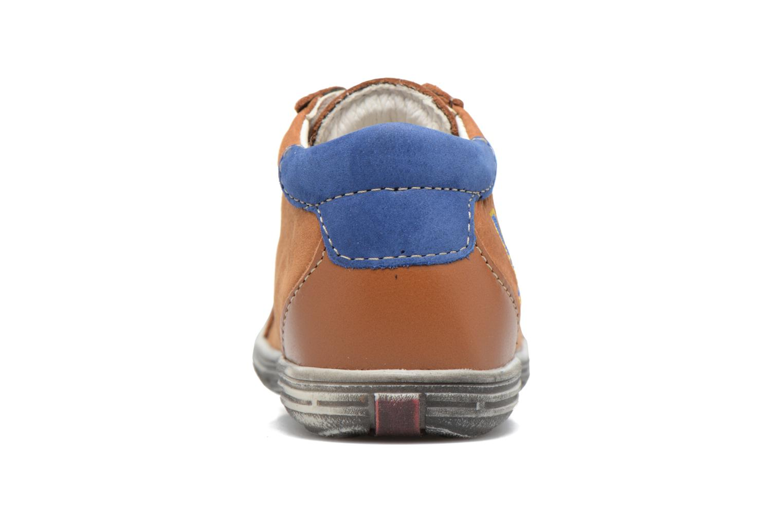 Bottines et boots Bopy Zat Marron vue droite