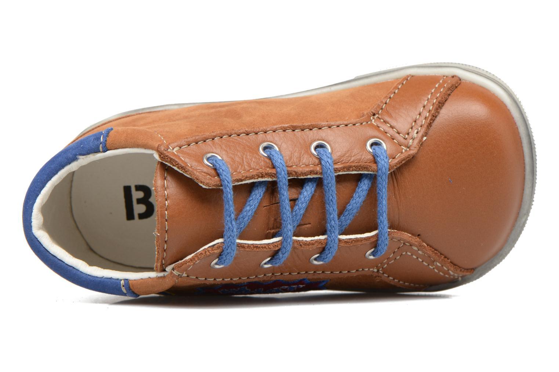 Bottines et boots Bopy Zat Marron vue gauche