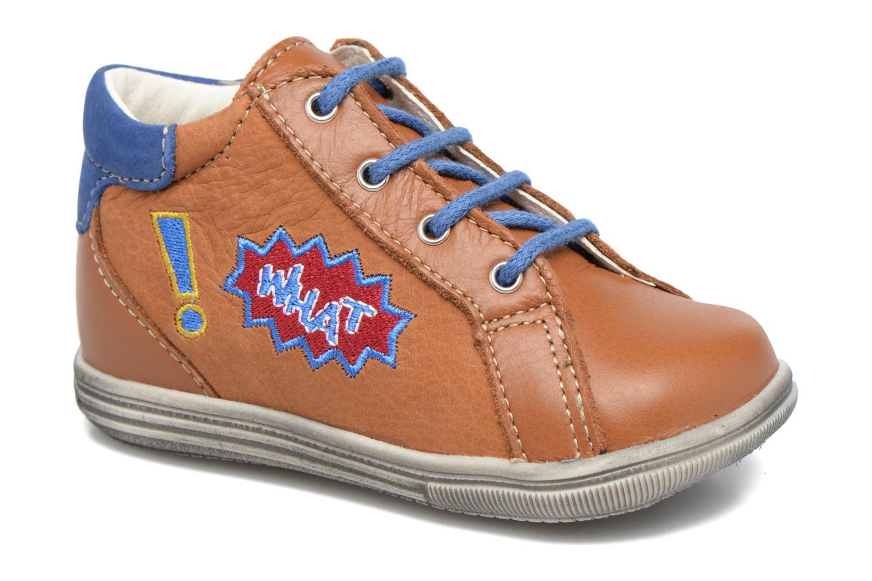 Bottines et boots Bopy Zat Marron vue détail/paire