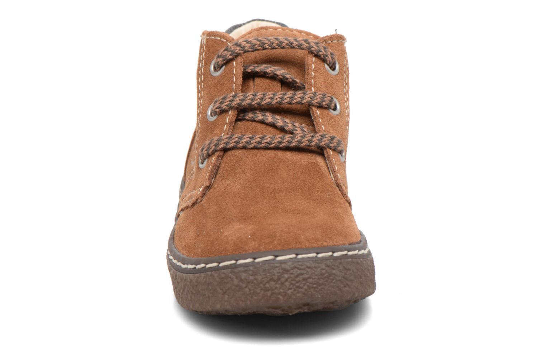 Bottines et boots Bopy British Marron vue portées chaussures