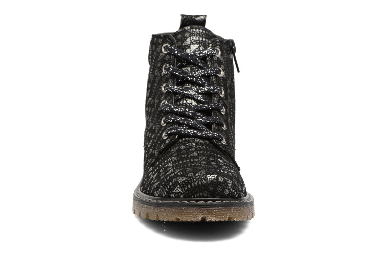 Bottines et boots Bopy Sleuene Noir vue portées chaussures