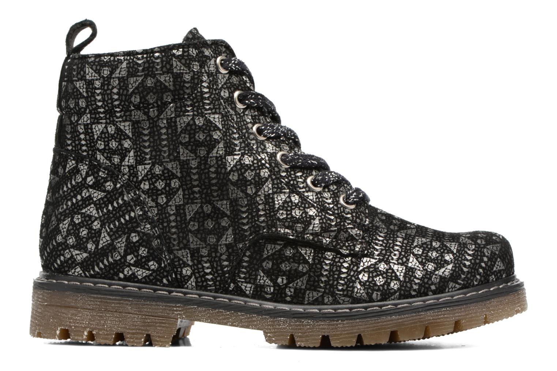 Bottines et boots Bopy Sleuene Noir vue derrière