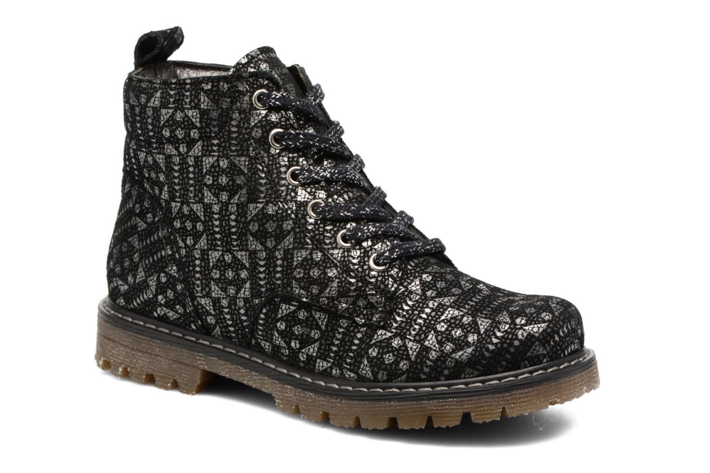 Bottines et boots Bopy Sleuene Noir vue détail/paire