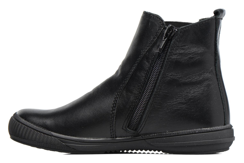 Bottines et boots Bopy Sichou Noir vue face