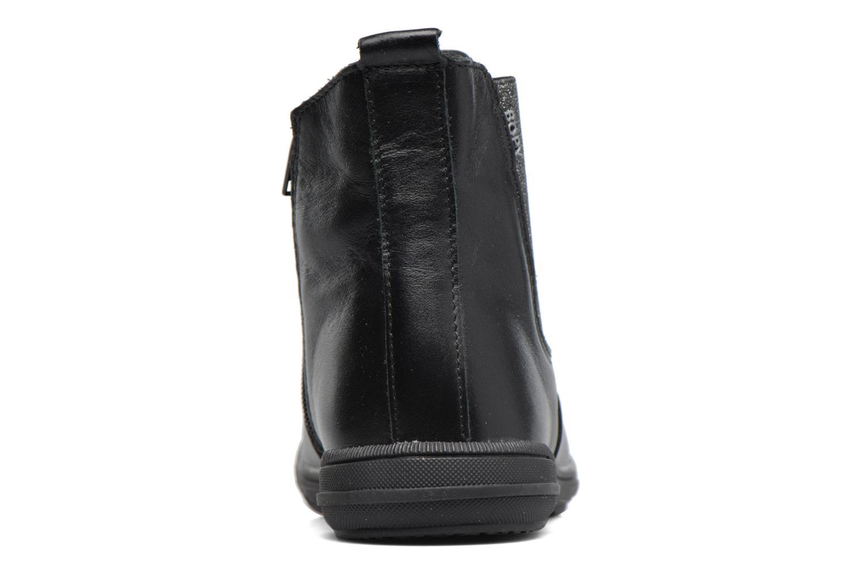 Bottines et boots Bopy Sichou Noir vue droite