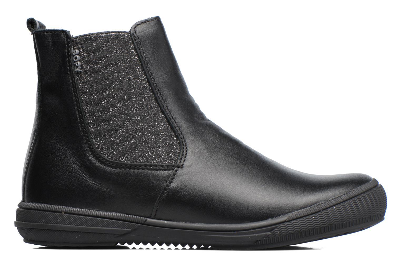 Bottines et boots Bopy Sichou Noir vue derrière