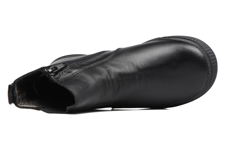 Bottines et boots Bopy Sichou Noir vue gauche