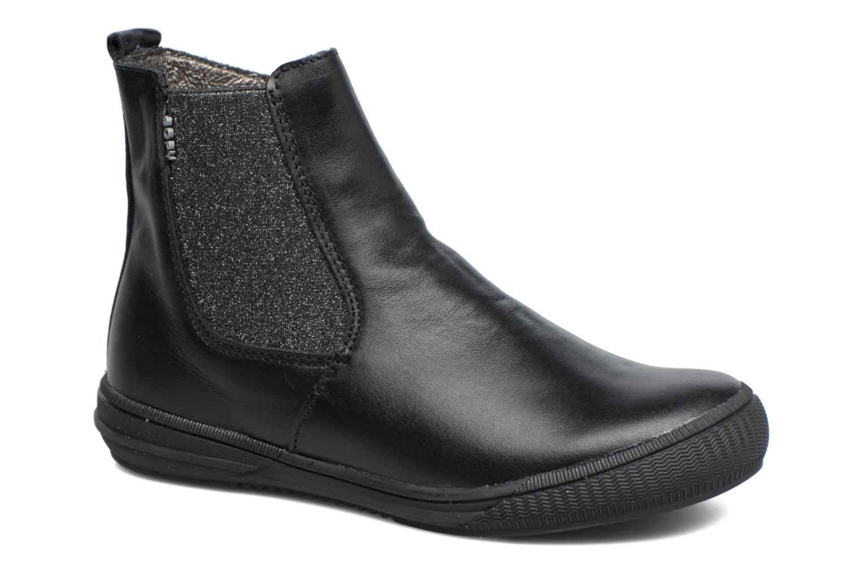 Bottines et boots Bopy Sichou Noir vue détail/paire