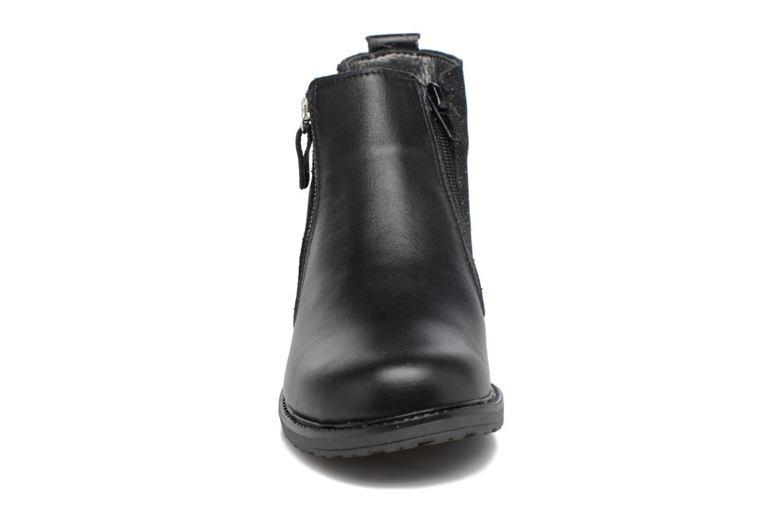 Bottines et boots Bopy Strobel Noir vue portées chaussures