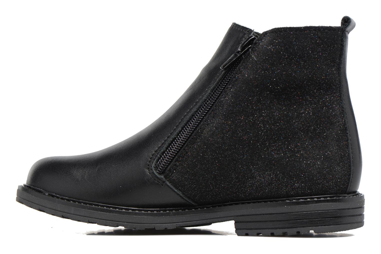 Bottines et boots Bopy Strobel Noir vue face