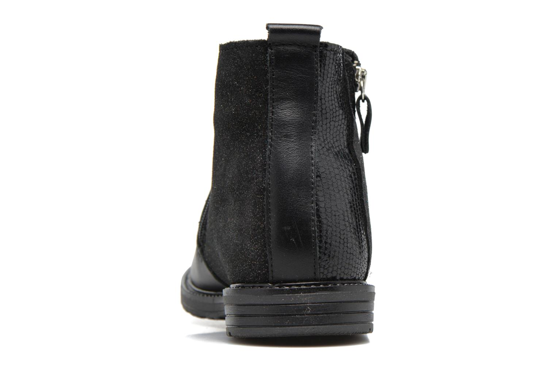 Bottines et boots Bopy Strobel Noir vue droite