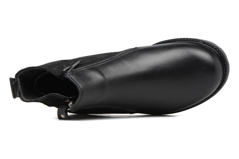 Bottines et boots Bopy Strobel Noir vue gauche
