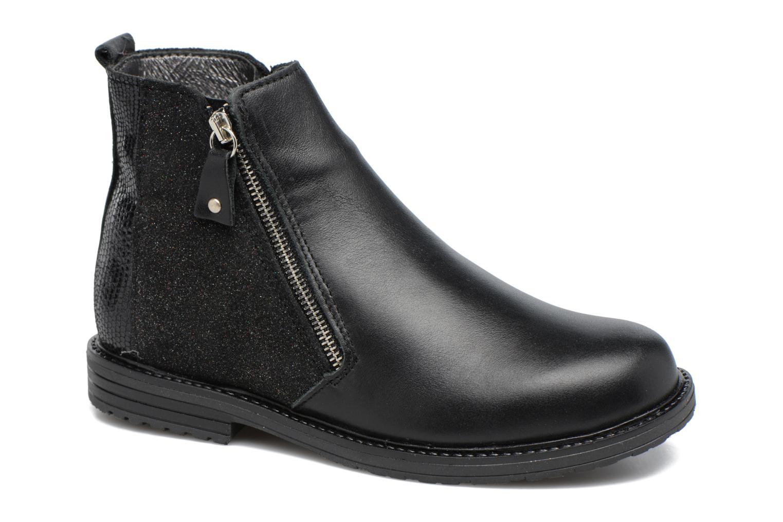Bottines et boots Bopy Strobel Noir vue détail/paire