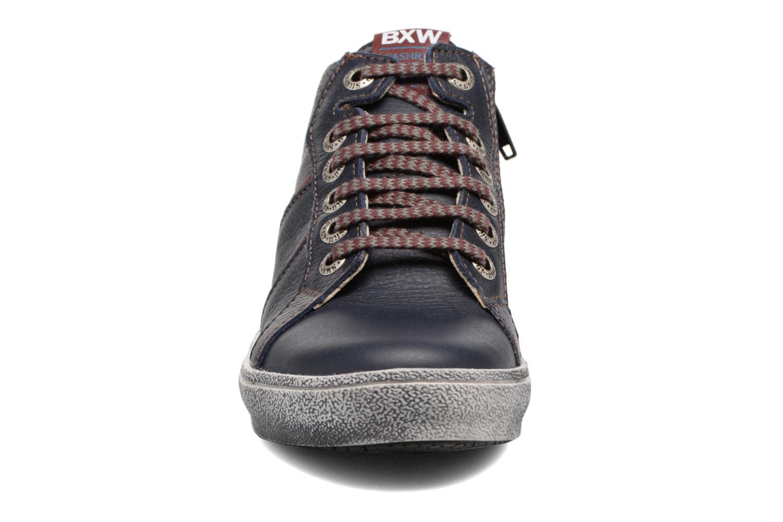 Baskets Bopy Vanfa Bleu vue portées chaussures