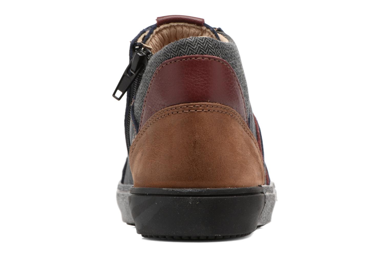 Sneakers Bopy Vanfa Azzurro immagine destra