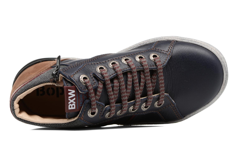 Sneakers Bopy Vanfa Azzurro immagine sinistra