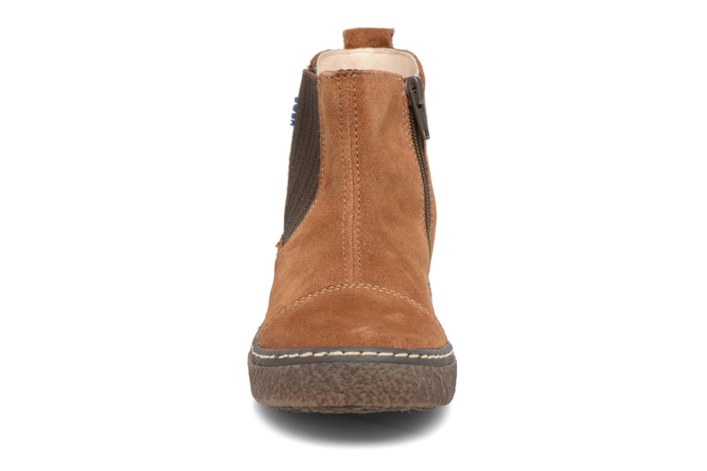 Bottines et boots Bopy Voniface Marron vue portées chaussures