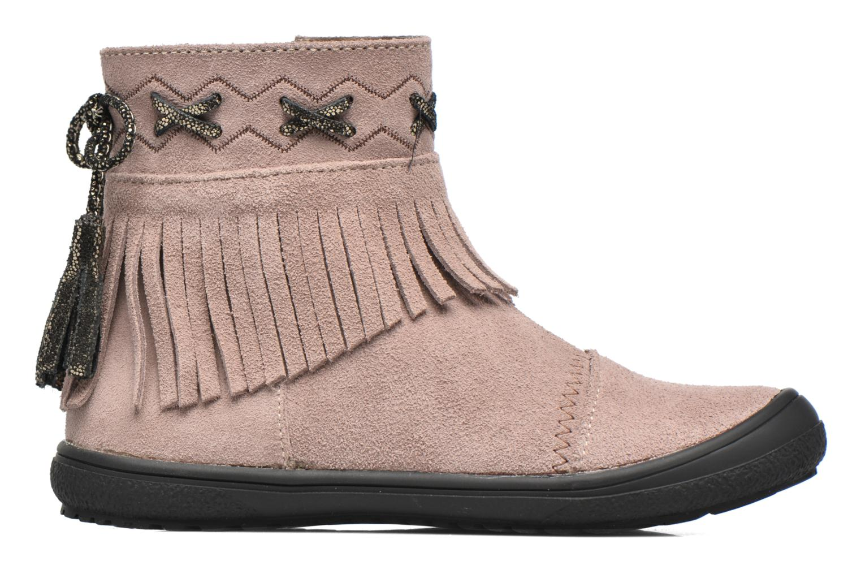 Bottines et boots Bopy Negrila Lilybellule Beige vue derrière