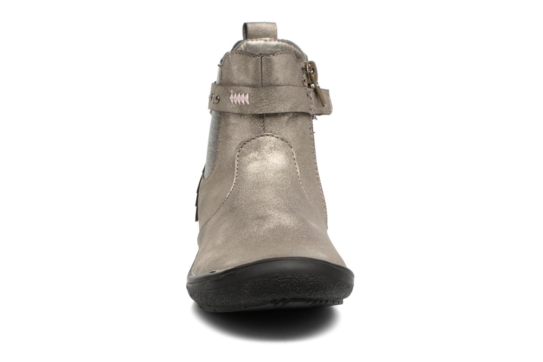 Bottines et boots Bopy Nafira lillybellule Gris vue portées chaussures