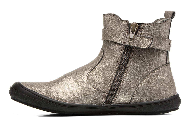 Bottines et boots Bopy Nafira lillybellule Gris vue face