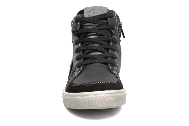 Sneaker Bopy Tolopa schwarz schuhe getragen